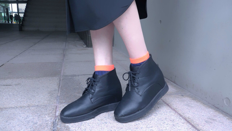 IM 的 鞋子