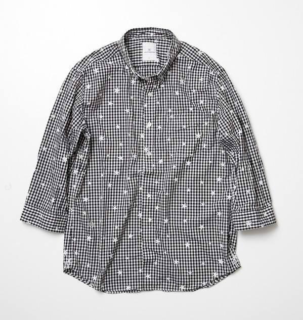 UNIFORM EXPERIMENT 的 格紋襯衫