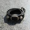 BALENCIAGA 的 皮革手環