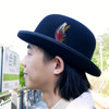 NEW YORK HAT 的 德比帽
