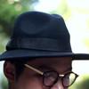 SPRY 的 寬沿紳士帽