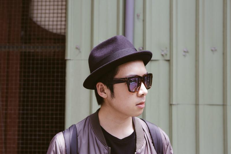 UNIQLO 的 紳士帽
