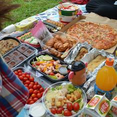 COSTCO 的 野餐