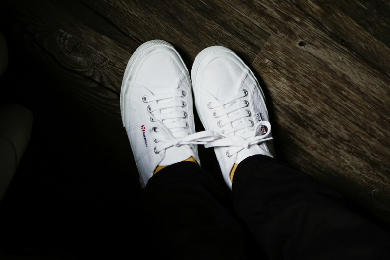 SUPERGA 的 帆布鞋