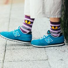 NEW BALANCE 的 NAKID襪子.NB