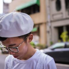 無品牌 的 畫家帽