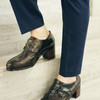 DRESS CODE 的 INSECT MONK SHOES