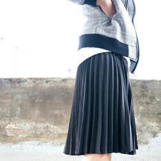 STARMIMI 的 百摺裙