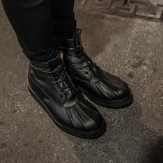 無品牌 的 獵鴨靴