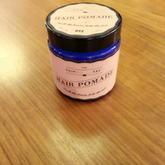 THE DAIMON BARBER  的 SOBER POMADE圭朗髮油