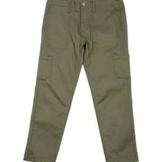 PLAIN-ME 自製商品  的 軍風口袋九分褲