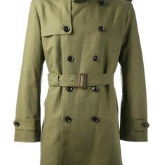 DIOR HOMME 的 TRENCH COAT