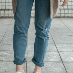 CHEAP MONDAY 的  SKINNY JEANS