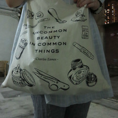 TOOLSTOLIVEBY 的 2WAY TOTE BAG