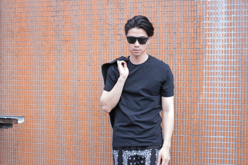 BREAD & BOXERS 的 短TEE