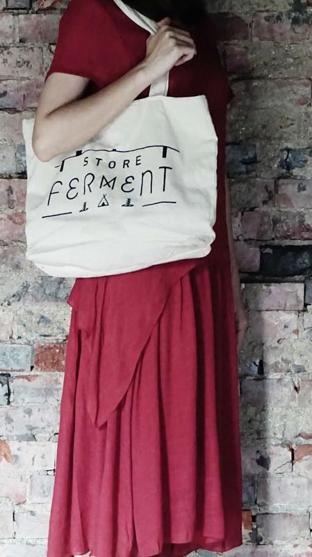 FERMENT 的 TOTE BAG