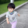 LITTLE MONI 的 口袋棉T