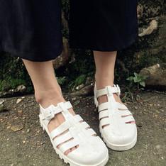 JUJU 的 雨鞋