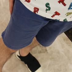 TOPMAN 的 原色單寧短褲