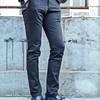 MR.RICCO 的 硬挺金屬標西裝褲