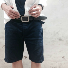 J.CREW 的 WALLACE & BARNES JAPANESE INDIGO WORKWEAR SHORT