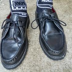 無品牌 的 帆船鞋