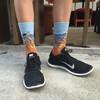 想去海邊章魚襪 的 長襪