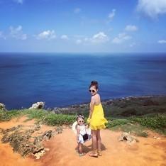 台灣墾丁 的 無敵海景
