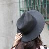 無品牌 的 黑色編織帽