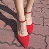 網拍購入 的 高跟涼鞋