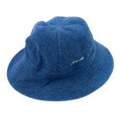 PLAIN-ME 自製商品  的 雙面丹寧漁夫帽