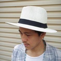 CANVAS 的 寬帽沿紳士帽