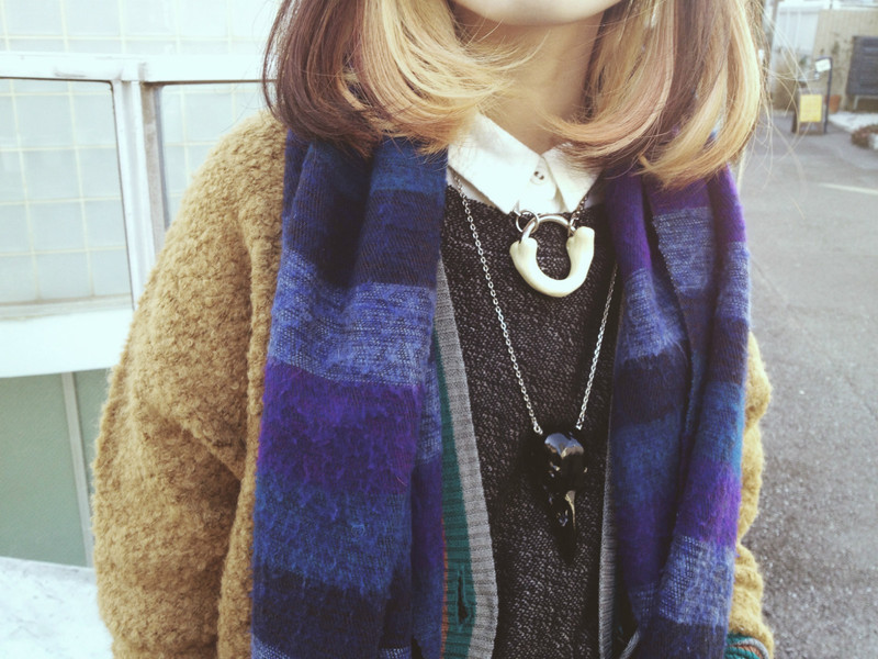 OS ACCESSORIES  的 NECKLACE