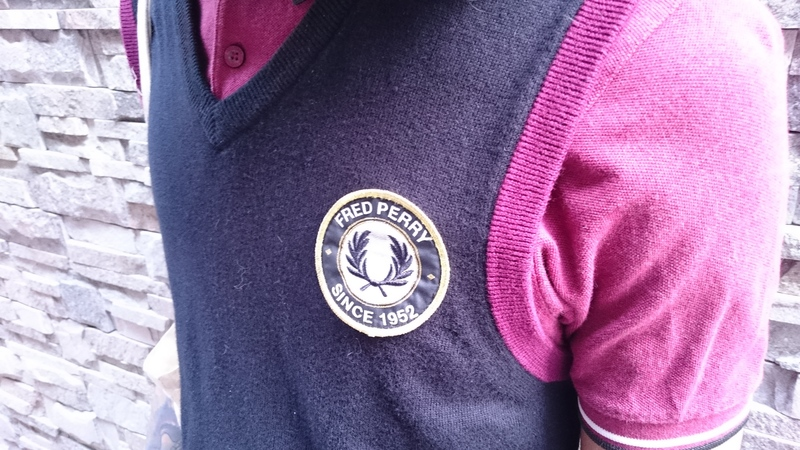 FRED PERRY 的 背心