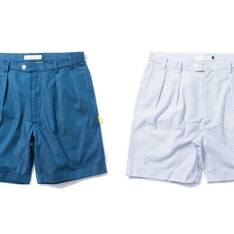 DEMARCOLAB 的 D/C TAILORED SHORTS
