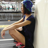 HU A NG 的 龍蝦刺繡漁夫帽