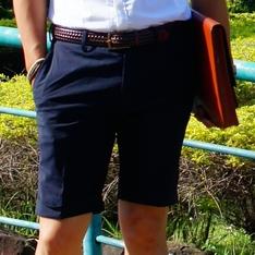 ZARA 的 西裝短褲