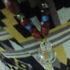 TITICACA 的 玻璃菇菇頸鏈