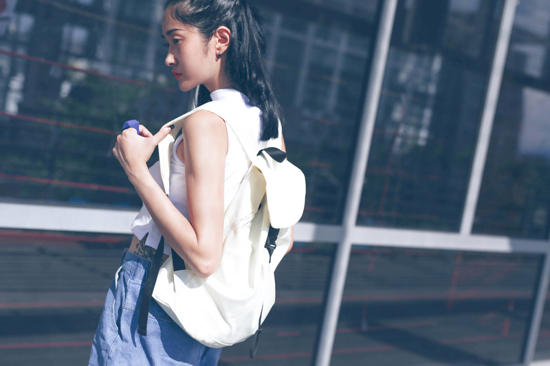 I'M PETER PETER 的 BACKPACK