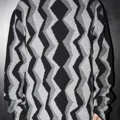 87MM 的 針織毛衣