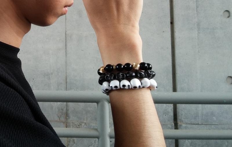 DESIGN:FEI 的 串珠手環
