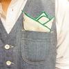 SUIT WALK 的 口袋巾