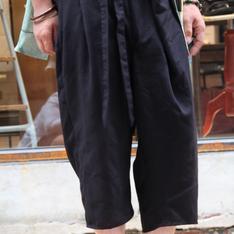 SEED 的 剪裁七分寬褲