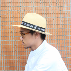 DEMARCOLAB 的 巴拿馬帽
