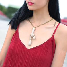 VIVIENNE WESTWOOD 的 NECKLACE