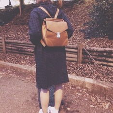 ZARA 的 BACKPACK