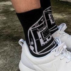 CHAINLOOP購入 的 襪子
