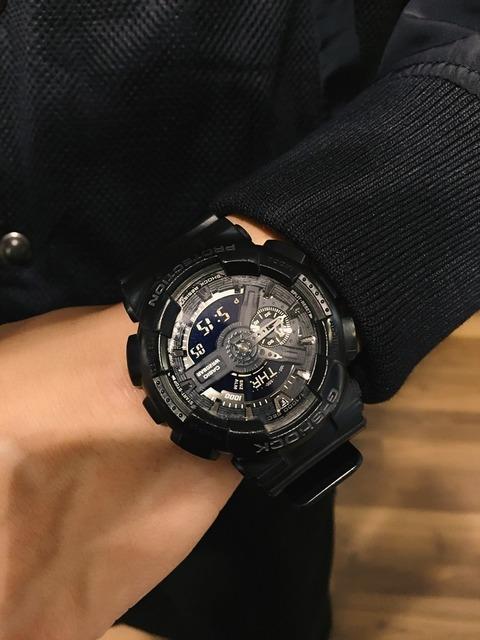 G-SHOCK 的 世界經典運動時尚腕錶