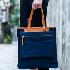 PORTER INTERNATIONAL 的 TOTE BAG