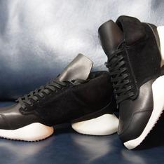 RICK OWENS X ADIDAS 的 球鞋